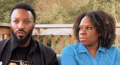 Black couple